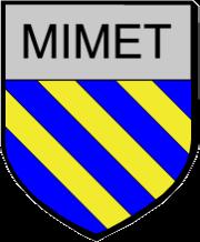 Armoiries de Mimet